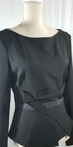 SPORTSTAFF Black Long Sleeved Top. Sz 10